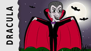 how to draw dracula the vampire u2014 wie zeichnet man dracula youtube