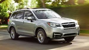 suv subaru 2017 2017 subaru forester price and msrp