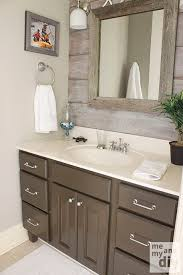 bathroom cabinets painting ideas diy paint bathroom cabinets design it together