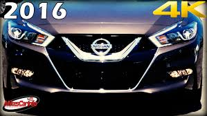 nissan maxima sr 2016 2016 nissan maxima sr ultimate in depth look in 4k youtube