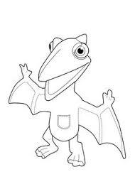 dinosaur coloring kids printable free dinosaur train