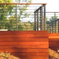 steel deck railing u2013 bowhuntingsupershow com