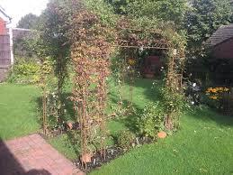 garden trellis archway in leek staffordshire gumtree