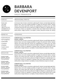 resume template for resume templates word edit go
