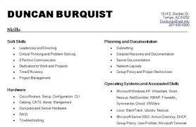 resume food service skills special skills on a resume u2013 foodcity me