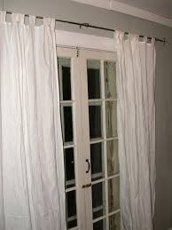 Drapes Over French Doors - pretty curtains over french doors on found for french door panel