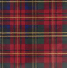 tartan wrapping paper tartan plaid christmas gift wrap wrapping paper 16ft