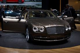 bentley flying spur custom file geneva motorshow 2013 bentley new flying spur jpg