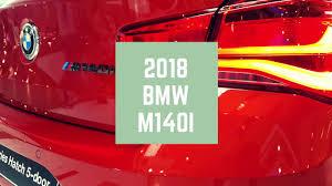 2018 bmw 1 series m140i youtube