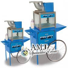 snow cone rental rent snow cone machine on cart in chicago il sno cones