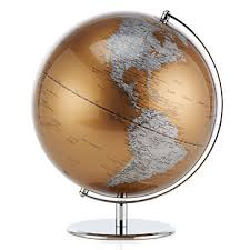Planet Gold Decor World Globe Gold Objects Of Art Decor Z Gallerie