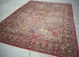 Persian Rugs Nz Antique Original Karastan Collection 10 U0027 X 14 U0027 Kirman Multi Color
