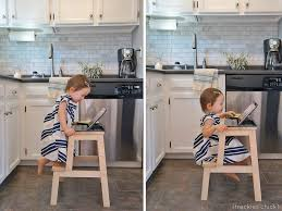 Step Stool Chair Combination Diy Makeovers That Transform The Ikea Bekvam Step Stool