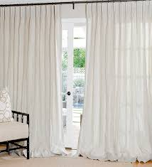 Ivory Linen Curtains Custom Sheer Drapes Drapestyle