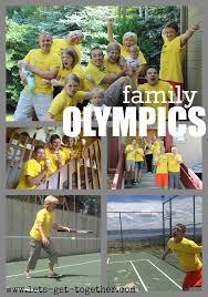 family olympics list olympics and summer