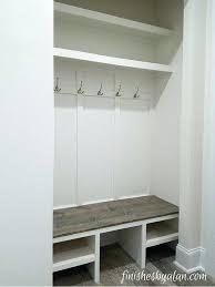 mudroom storage bench with hooks ikea bezoporu info