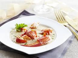 cuisiner homard surgelé fricassée de homard a la crème maggi