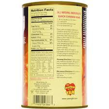 thanksgiving candied yam recipe bruce u0027s yams cut sweet potatoes in syrup 40 oz walmart com