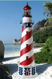 45 best diy lighthouse images on lighthouse craft