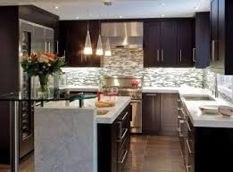 Dark Cabinets With Light Floors Amazing Small Kitchens With Dark Cabinets Imposing Darkbinets