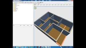 3d Home Design Software Tutorial by Sweet Home 3d Training Tutorial Part 1 In Hindi English Youtube