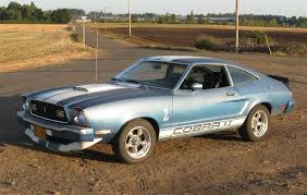 ford mustang 77 curbside 1978 mustang cobra ii the winter of my discontent