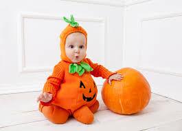 Halloween Costume Infant Boy Pumpkin Costume Costumes Fc