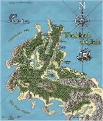 Forgotten Realms Map Profantasy Community Forum The Island Of Chult