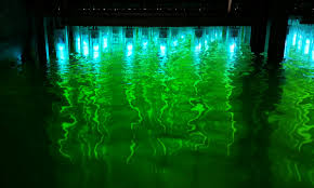 uv light for well water cost new generation of uv open channel systems newland entech europe