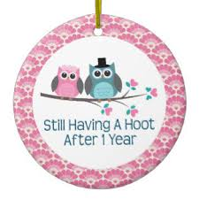 1st year together ornaments keepsake ornaments zazzle