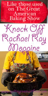 rachael ray thanksgiving knock off moppine tutorial towel with two built in pot holders