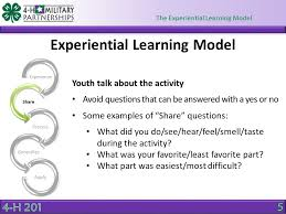 the experiential learning model ppt video online download