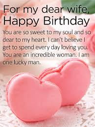 birthday photo cards for wife birthday u0026 greeting cards by davia