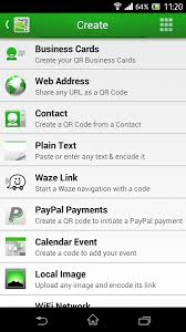 Should I Put A Qr Code On My Business Card Qr Droid Code Scanner Android Apps On Google Play