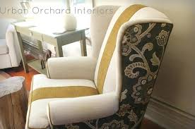 white wing chair slipcover white wingback chair slipcover white chair slipcover awesome best