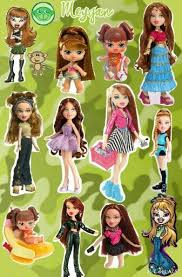 bratz meygan funky fashion monkey barbie u0026 bratz dolls