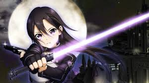 anime wallpapers girls sword fighting photos anime with sword fighting drawing art gallery