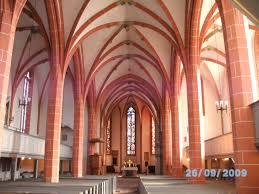 Kindergarten Bad Hersfeld Lichtdurchflutete Stadtkirche Von Bad Hersfeld Mapio Net