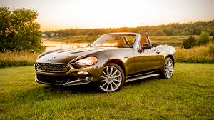 2017 Fiat 124 Spider And Abarth Review With Horsepower Price And