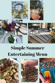 Summer Entertaining Menu 10 Best Recipes Breakfast Images On Pinterest Healthy