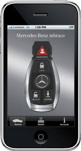 mbrace mercedes mercedes and hughes telematics launch mbrace cartype