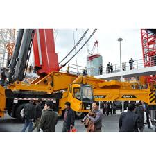truck mounted crane mobile telescopic construction sac6000