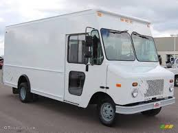 ford delivery truck 2006 oxford white ford e series cutaway e450 commercial delivery