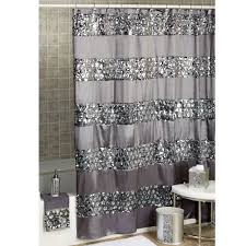 Checkered Shower Curtain Black And White by Silver Glitter Shower Curtain U2022 Shower Curtain Ideas