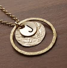 gold mother pendant necklace images Gold initial necklace mom jewelry monogram necklace jpg