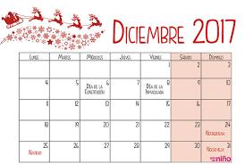 Calendario Diciembre 2018 Diciembre Calendario Escolar 2017 2018 Para Imprimir Escuela