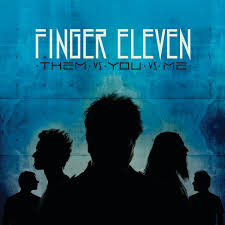 them vs you vs me by finger eleven on apple music