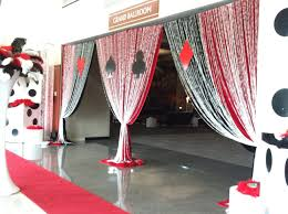 interior design amazing casino themed party decorations home