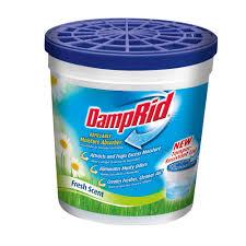 Home Fresh by Damprid 10 5 Oz Fresh Scent Refillable Moisture Absorber Fg01fs