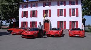 how many ferraris are made each year f50 reviews specs prices top speed